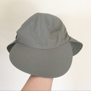 d35cdd0bfd6ff Columbia Accessories - COLUMBIA Nylon Sun Cap Hat with Neck Flap Sz OS
